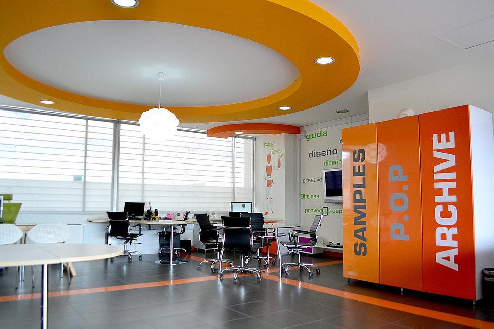 Dise o y decoraci n de interiores para oficina dise o de for Diseno de interiores para oficinas pequenas