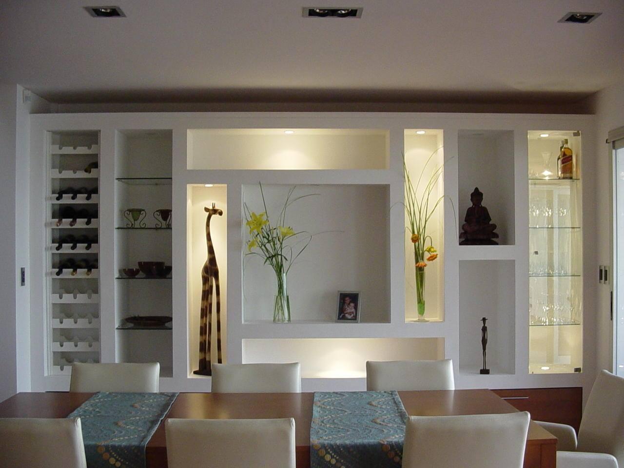 Decoraciones en drywall dise o de oficinas - Ambientes de dormitorios ...