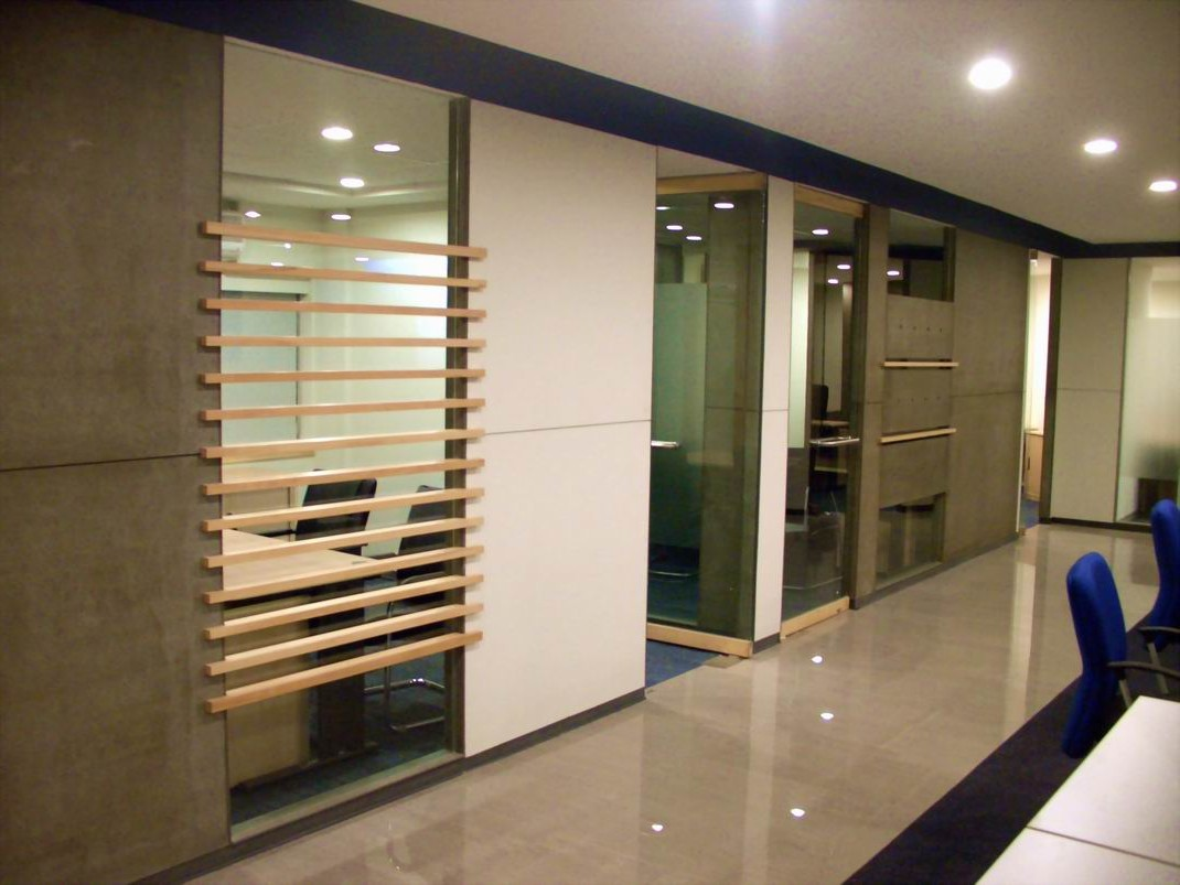 Divisiones En Madera Dise O De Oficinas # Muebles Divisorios