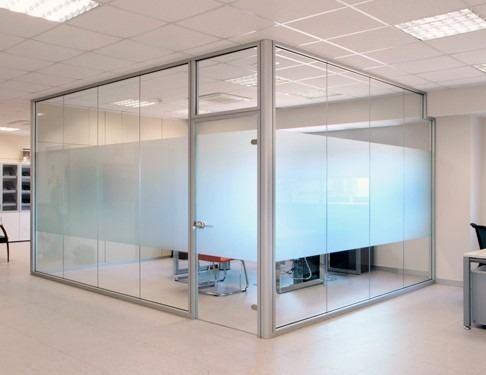 Divisiones de oficina dise o de oficinas - Paneles divisorios para oficinas ...