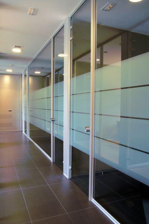 Puertas En Vidrio Dise O De Oficinas