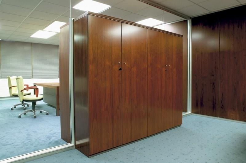 Divisiones en madera dise o de oficinas - Divisiones en madera ...