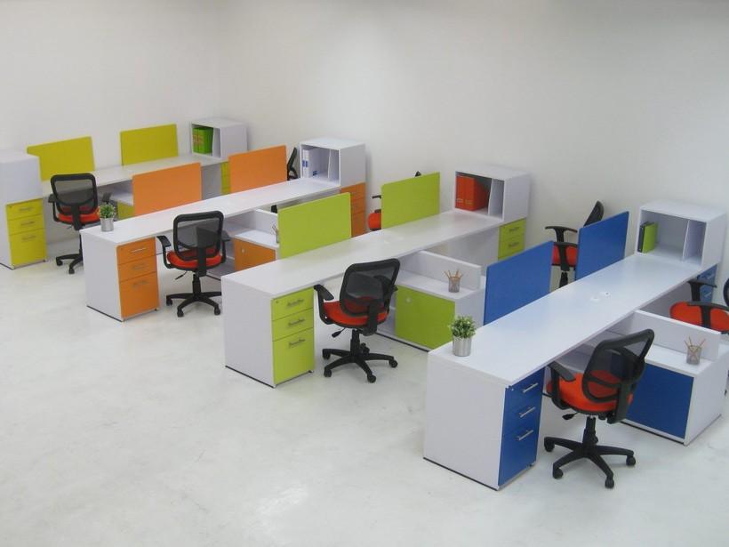 Oficinas modulares dise o de oficinas for Oficinas modulares