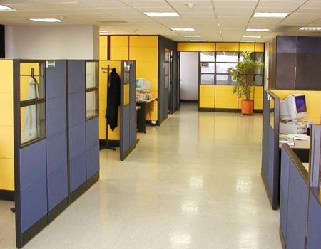Divisiones de oficina dise o de oficinas for Divisiones de oficina