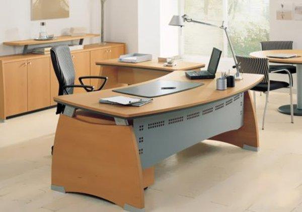 Escritorios de oficina dise o de oficinas for Diseno de muebles de oficina modernos