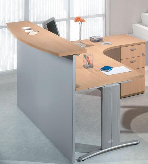 Recepci n para oficina dise o de oficinas for Cotizacion de muebles para oficina