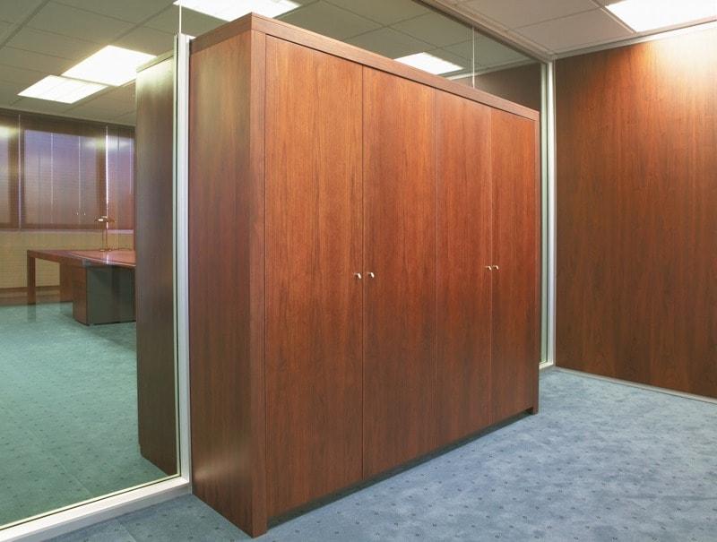 Muebles biblioteca dise o de oficinas for Biblioteca para oficina