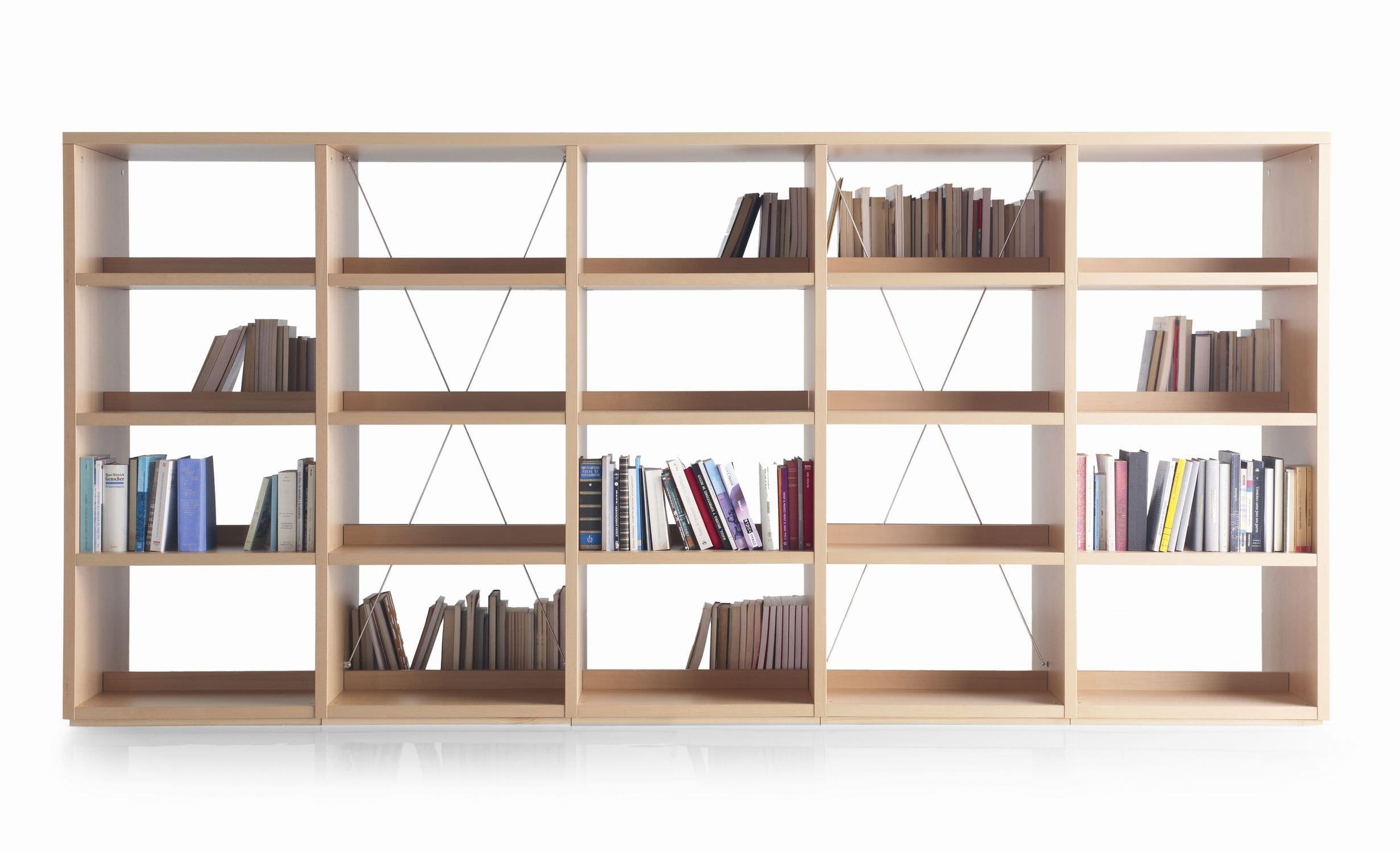 Bibliotecas modernas biblioteca biblioteca simple for Bibliotecas muebles