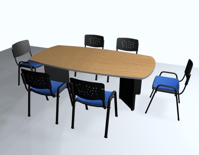 Mesas de Juntas - Diseño de Oficinas