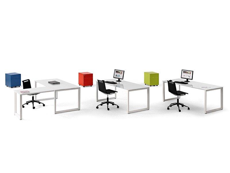 Puestos de Trabajo - Diseño de Oficinas