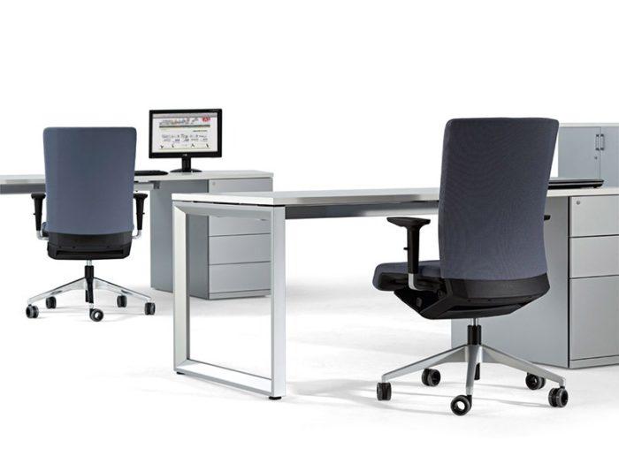 mueble para oficina coworking