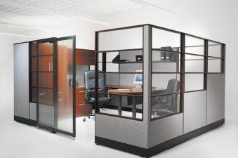 Dise o de oficinas dise o de oficinas - Paneles divisorios para oficinas ...