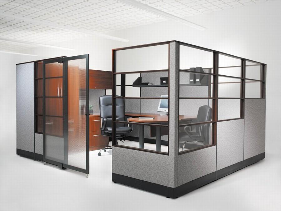 Paneles divisorios para oficinas dise o de oficinas for Tabiques divisorios para oficinas