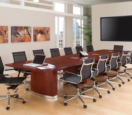 mesa-madera-pintura-clasica-reunion-acero-14puestos-cedro-flormorado